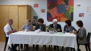 Signature de la nouvelle convention avec les Apprentis d'Auteuil